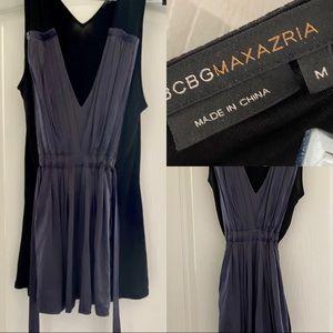 BCBG Maxazria Black Top M